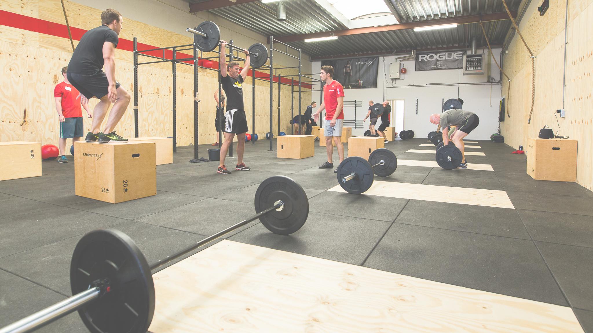 CrossFit | FITTR CrossFit Oosterhout