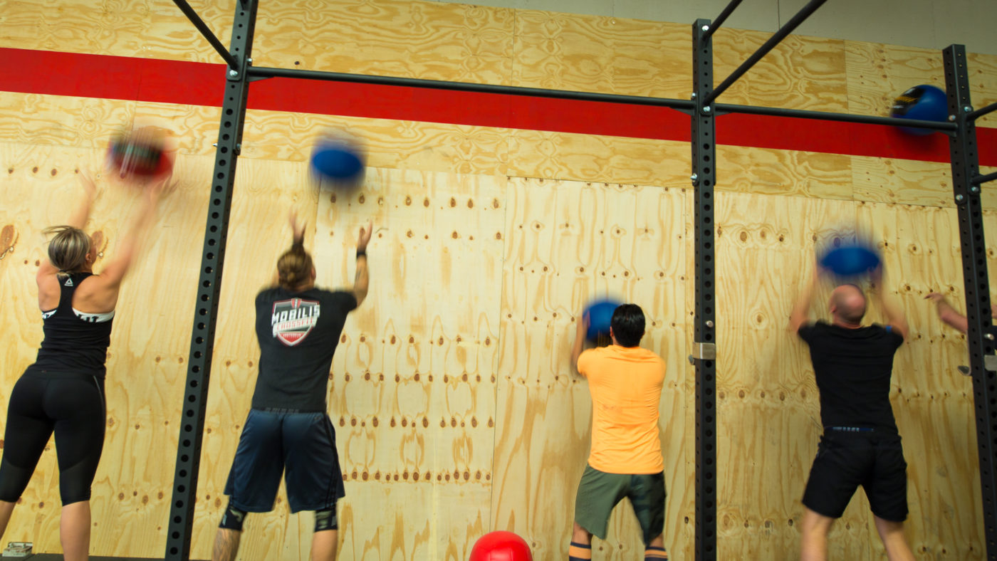 CrossFit | FITTR CrossFit Oosterhout - Wildest! Fotografie
