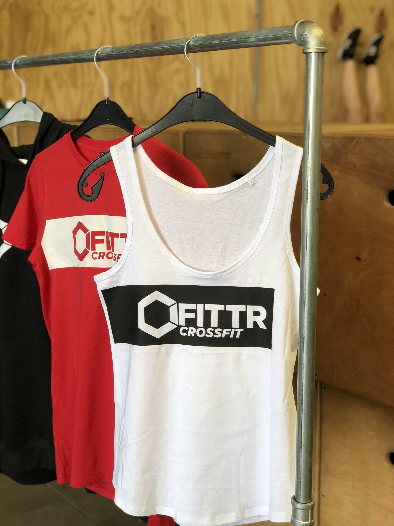 FITTR summer apparel