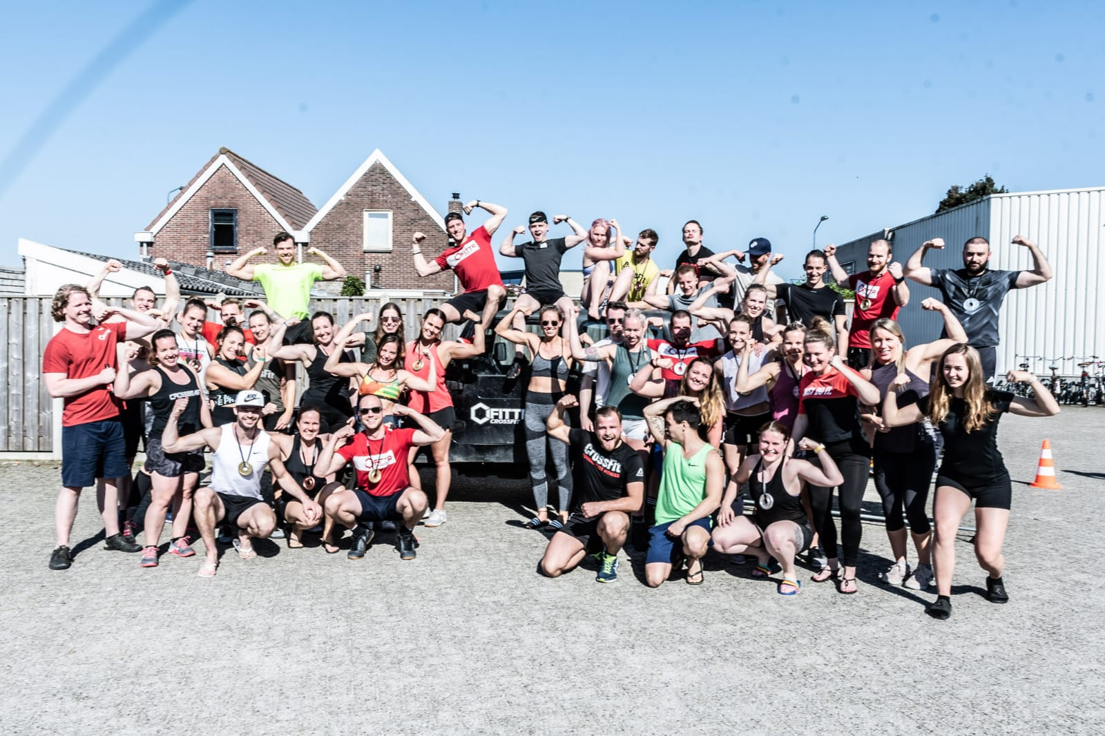 FITTR CrossFit Oosterhout - We maximize human potential